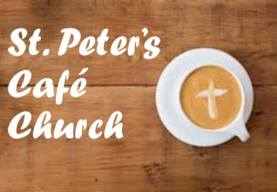Cafe Church – Sunday 5th May 11am, Village Hall