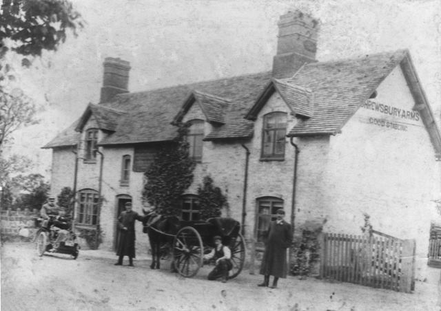shrewsbury arms 1900