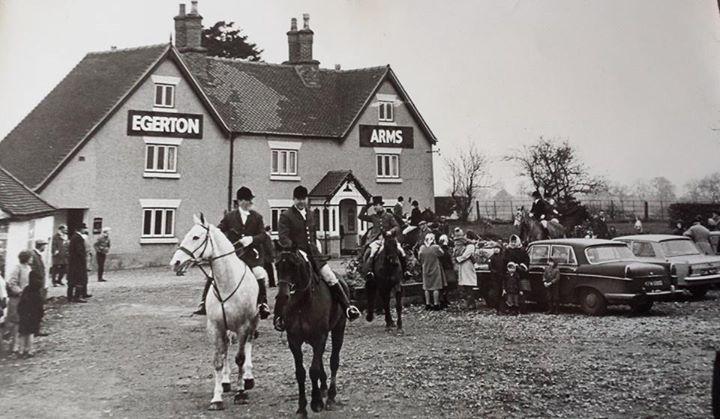 egerton arms 1960