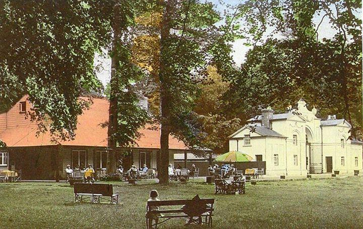 oulton park inside 1950s