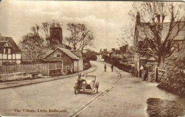 little budworth 1917