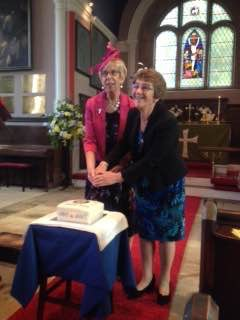 Mothers' Union Celebrates 60 years at St. Peter's