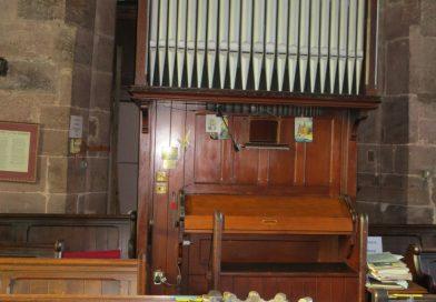 Church Organ Restoration Fund – we need your help