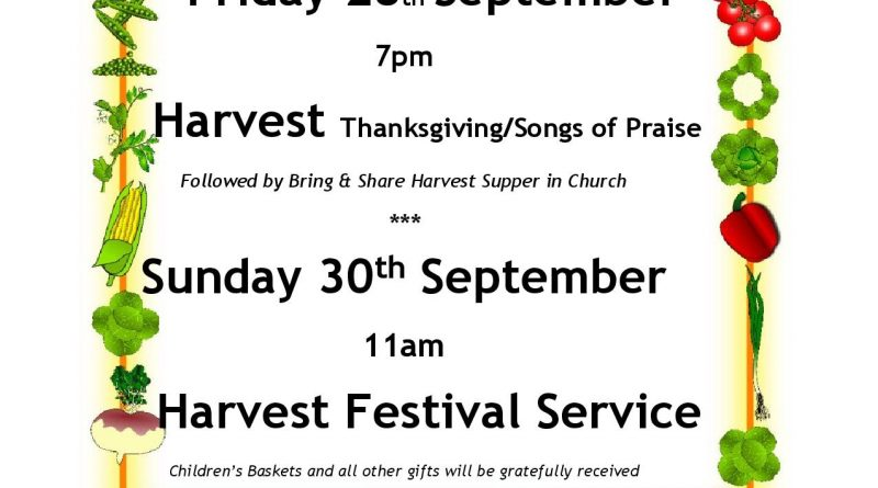 Harvest Services