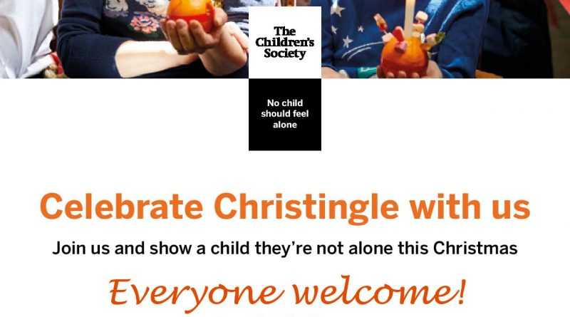 4.30pm 2nd December – Christingle Service