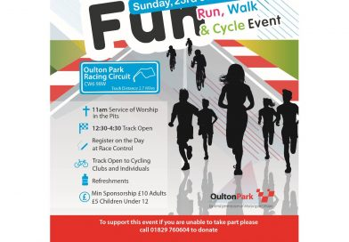Sunday 23rd June – Oulton Park Family Fun Event