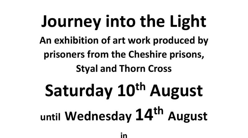 Journey into the Light – 10th to 14th August