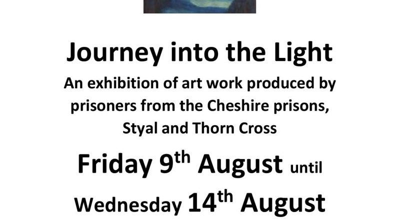 Journey into the Light 9th to 14th August