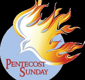23rd May – Pentecost