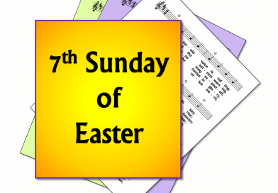 16th May – Seventh Sunday of Easter