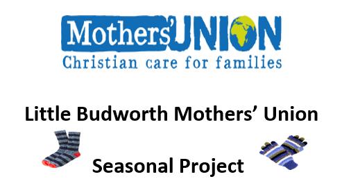 Mothers' Union Seasonal Project