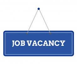 Job Vacancy – Verger