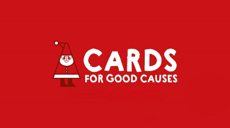 Charity Christmas Cards from Cards for Good Causes