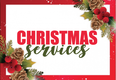 Advent & Christmas Services (Provisional)