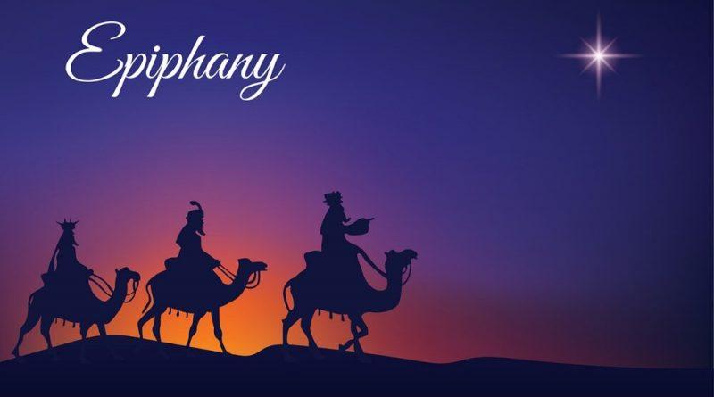 3rd January – Epiphany