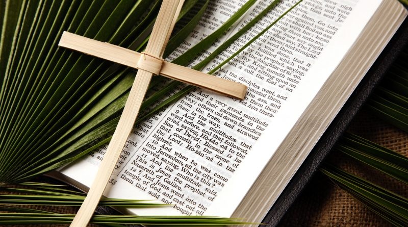 28th March – Palm Sunday