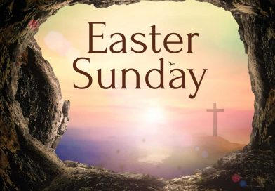 4th April – Easter Sunday