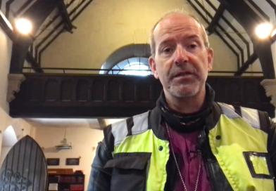 Bishop of Hereford's weekly message